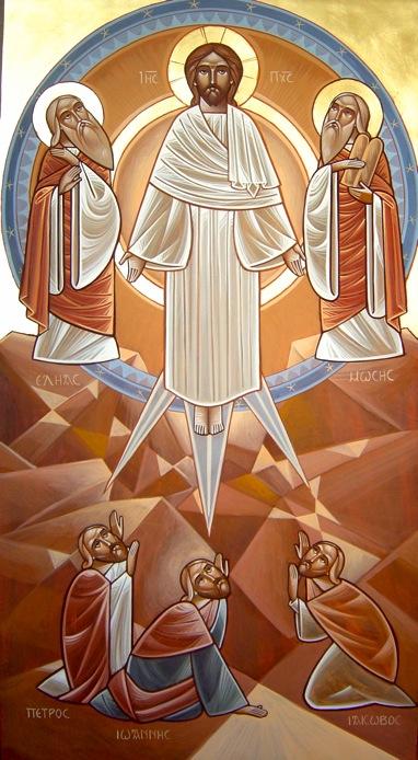 Trasfigurazione del Signore, Chiesa Ortodossa dans images sacrée Transfiguration