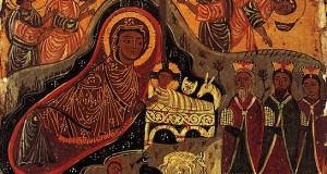 L'umanità è giunta alla culla di Cristo
