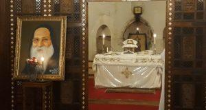 Lunedì 29 luglio 2019: primo anniversario del martirio di anba Epiphanius